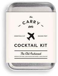 W & P Design Carry On Cocktail Kit - Old Fashioned