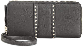 INC International Concepts I.n.c. Hazell Zip Around Wristlet, Created for Macy's