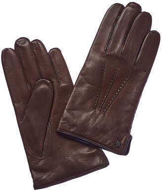 Hickey Freeman Men's Leather Glove