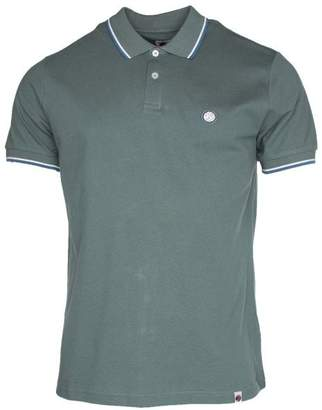 Pretty Green Short Sleeve Tip Polo