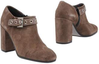 Andrea Morelli Booties - Item 11301395JC