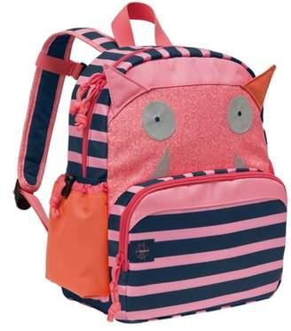Lassig Little Monster Glow in the Dark Mini Backpack