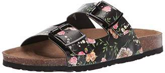 UNIONBAY Women's Melissa Flat Sandal