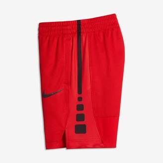 Nike Little Kids' Striped Shorts Elite