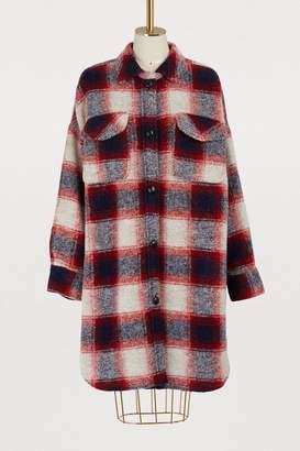 Etoile Isabel Marant Gario wool coat