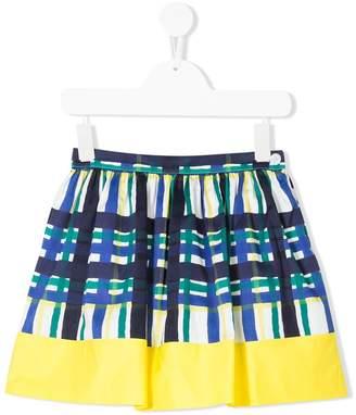 Il Gufo printed skirt