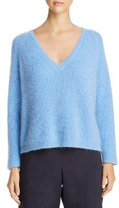 Max Mara Pugnale Chunky Knit V-Neck Sweater - 100% Exclusive