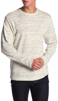 Wellington Long Sleeve Crew Neck Pullover
