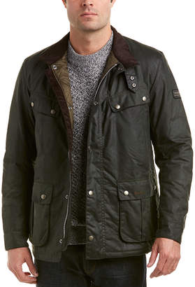 Barbour International Wax Jacket