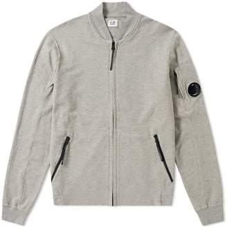 C.P. Company Garment Dyed Light Fleece Bomber