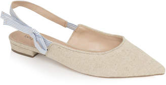 Leith Long Tall Sally LTS Slingback Ballerina