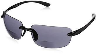 Visualites Vsr1 VSR1BLA25 Rectangular Reading Glasses