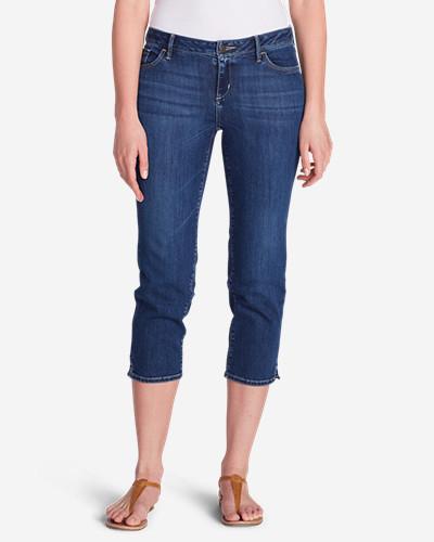 Eddie BauerWomen's Elysian Crop Jeans - Curvy