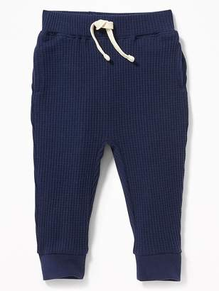 Old Navy Thermal U-Shape Joggers for Toddler Boys