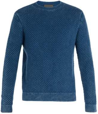 Iris von Arnim Stonewashed cashmere sweater