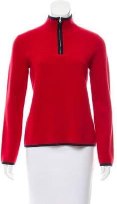 Jenni Kayne Cashmere Zip-Up Sweater w/ Tags