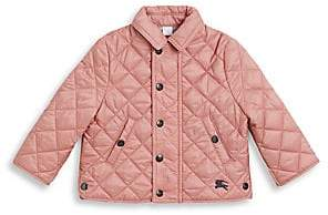dd5634c8270 Burberry Baby Girl s   Little Girl s Lyle Quilted Jacket