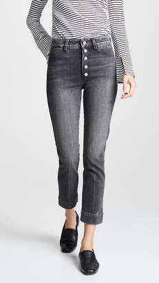 Amo Audrey Jeans with Snaps