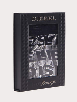 Diesel Boxers 0GARF - Black - L