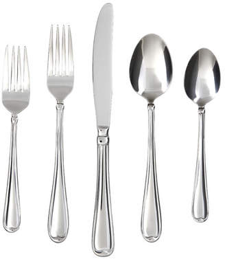 Cambridge Silversmiths Allure 60 Piece Flatware Set