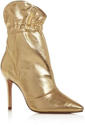 Schutz Women's Dira High-Heel Booties