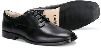 Boss Kids classic lace-up shoes