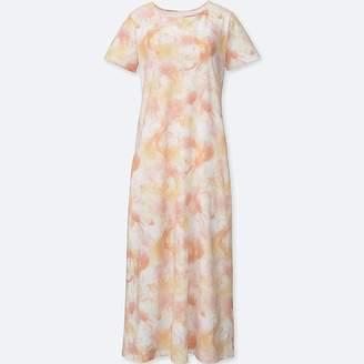 Uniqlo Women's Mickey & The Sun Graphic Bra Dress