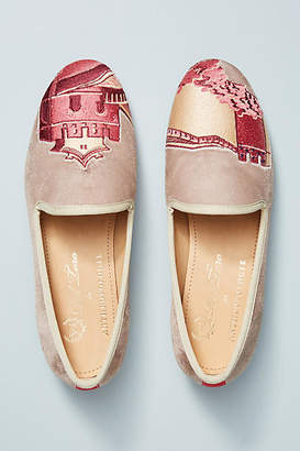 Anthropologie Del Toro Great Wall Flats