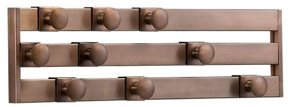 Bronze Coat Rack