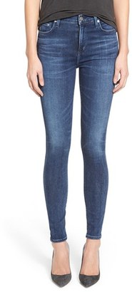 Women's Citizens Of Humanity Sculpt - Rocket High Waist Skinny Jeans $238 thestylecure.com