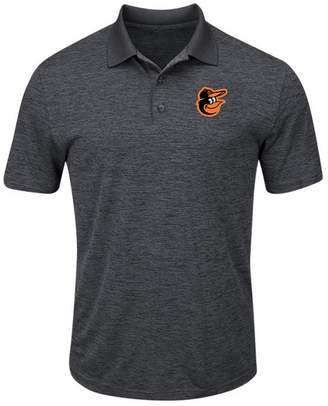 Majestic Men's Baltimore Orioles First Hit Polo Shirt