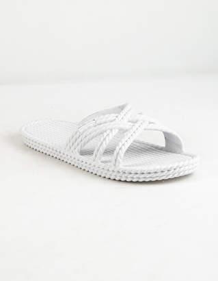 Billabong Slippin Slide White Womens Sandals
