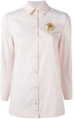 Simone Rocha embellished shirt