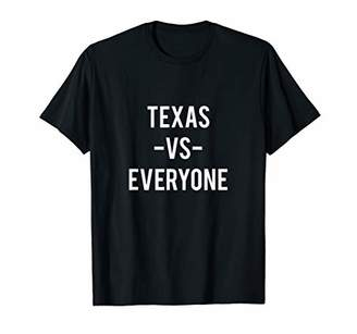 Victoria's Secret Texas Everyone Sports Lover State Pride Gift T-Shirt