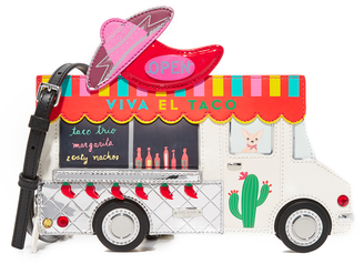 Kate Spade New York Taco Truck Clutch $358 thestylecure.com