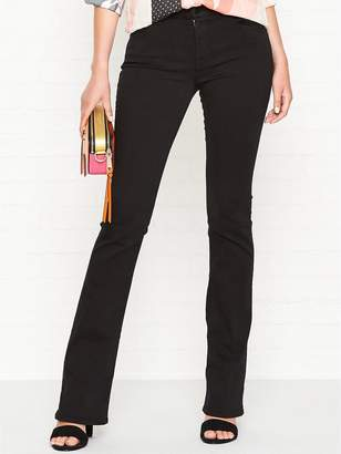 7 For All Mankind Bair Mid Rise Bootcut Jeans