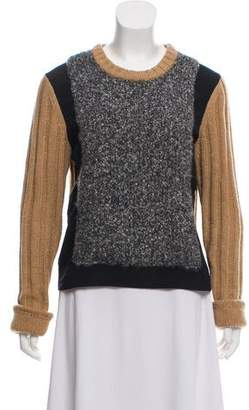 Reed Krakoff Wool-Cashmere Knit Sweater