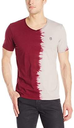 Cult of Individuality Men's Short Sleeve V Neck Tee in