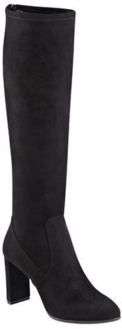 Nine West Nine West Kellan Suede Knee-High Boots