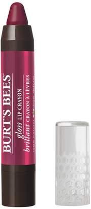 Burt's Bees 100% natural gloss lip crayon