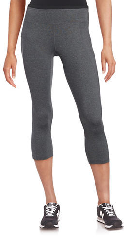 Calvin Klein Performance Mesh Panelled Capri Leggings