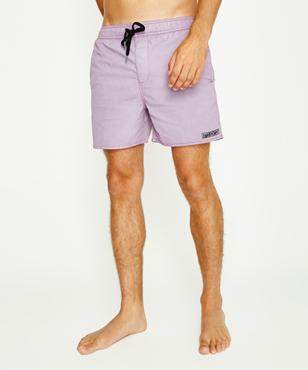 Insight Confusion Boardshort Lavendar
