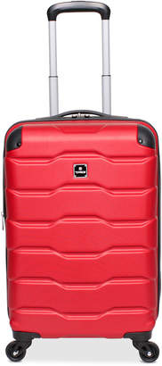 "Tag Matrix 2 20"" Hardside Expandable Carry-On Spinner Suitcase"