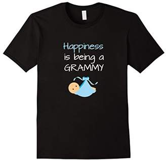 Happiness Is Being A Grammy Boy Grandson Tshirt