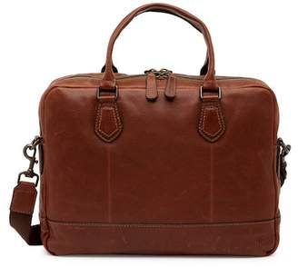 Frye Owen Leather Work Bag