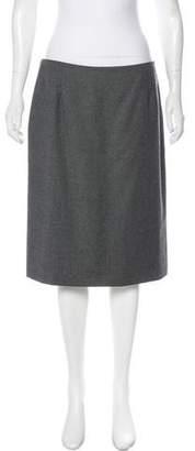 Valentino Knee-Length A-Line Skirt