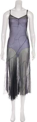Rebecca Taylor Sequined Maxi Dress