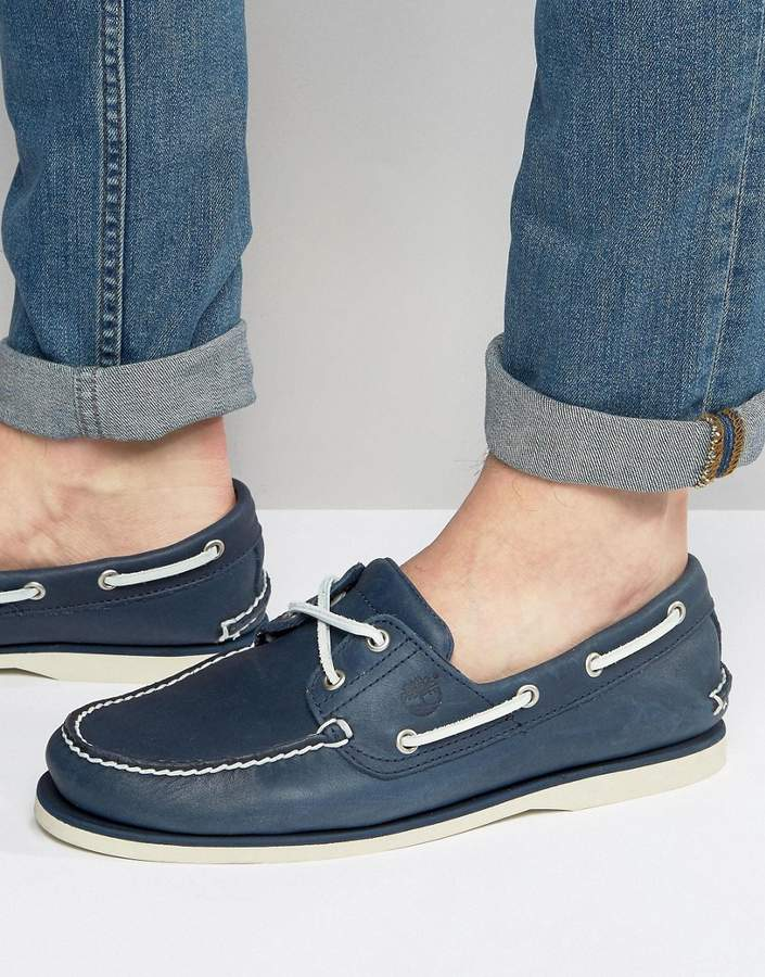 Timberland Timberland Classic Boat Shoes