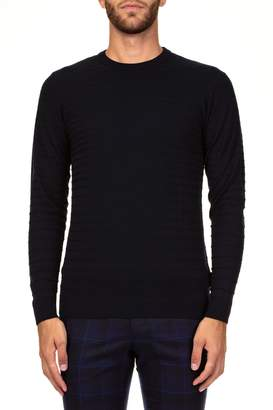 Emporio Armani Wool Blend Sweater