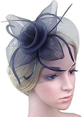 ThaliaDress Women 's Headpiece Fascinator Hat for Wedding Tea Party T003TS